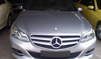 Mercedes-Benz E 220 CDI AVANTGARDE '13