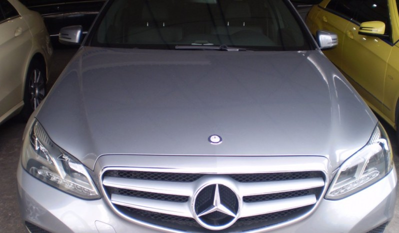Mercedes-Benz E 220 CDI AVANTGARDE '13 full