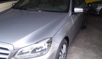 Mercedes-Benz E 220 CDI AVANTGARDE '13 full