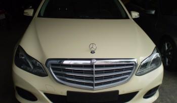 Mercedes-Benz E 200 CDI CLASSIC '13