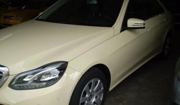 Mercedes-Benz E 200 CDI CLASSIC '13 full