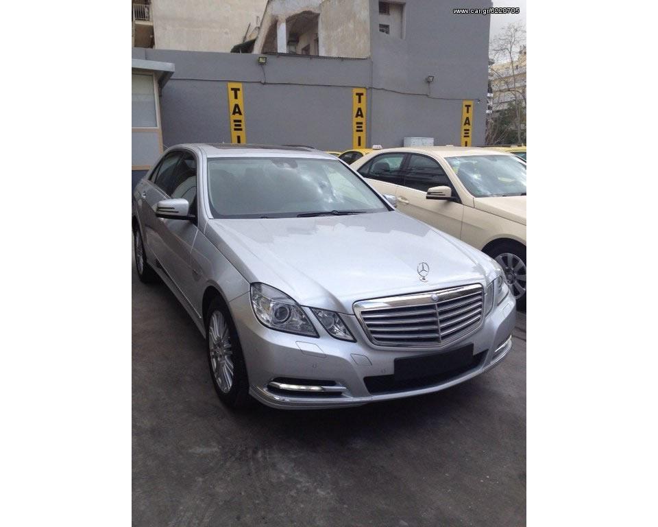 Mercedes benz e250 cdi elegance 12 taxi for Mercedes benz interest rates