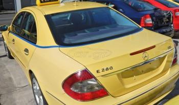 Mercedes-Benz E280 CDI AUTOMATIC '07 full