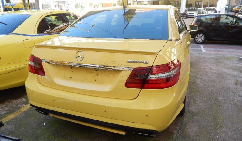 Mercedes-Benz E220 ELEGANCE '09 full