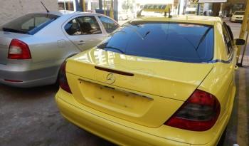 Mercedes-Benz E220 CDI AUTOMATIC '04 full
